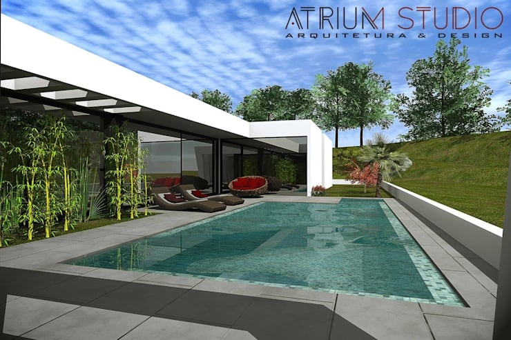 Moradias HC:   por AtriumStudio