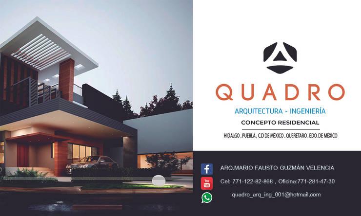 PRESENTACION : Hoteles de estilo  por QUADRO ARQUITECTURA INGENIERA