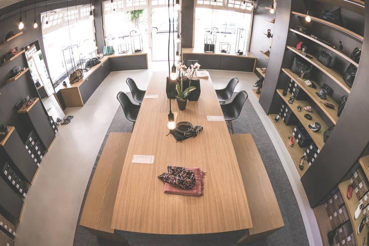STYLECOOK in Binz:  Geschäftsräume & Stores von JUCH DESIGN ®