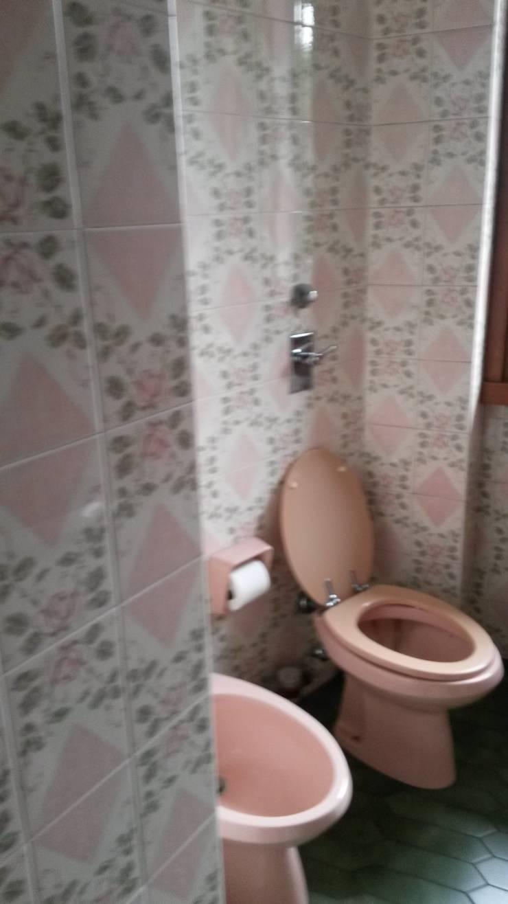 浴室 by Architetto Alberto Colella, 現代風