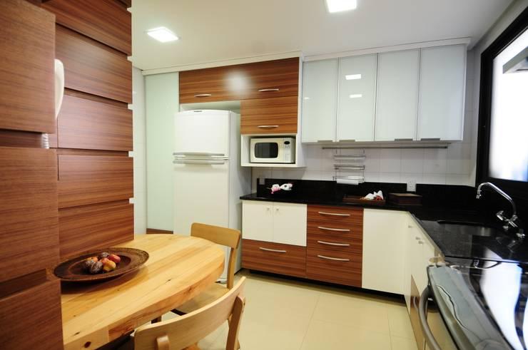 Cocinas de estilo  por João Linck | Arquitetura