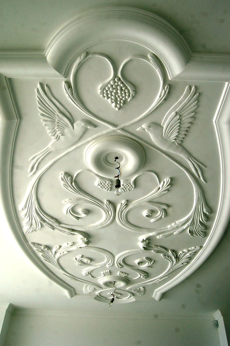 Tecto Pássaros :   por Iva Viana Atelier de Escultura