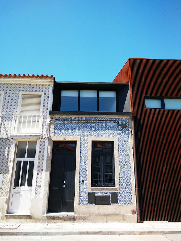 Houses by GRAU.ZERO Arquitectura, Minimalist