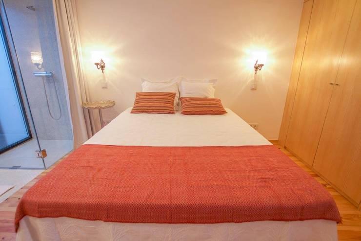 eclectic Bedroom by GRAU.ZERO Arquitectura