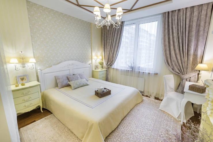 Phòng ngủ theo Дизайнер Светлана Юркова, Kinh điển