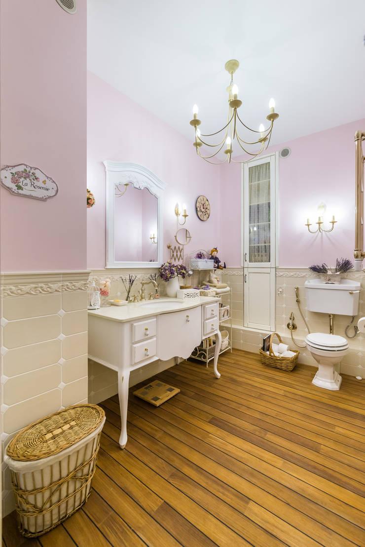 Phòng tắm theo Дизайнер Светлана Юркова, Kinh điển