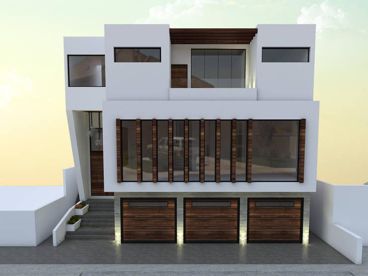 в . Автор – Spacio Diseño Construcción,