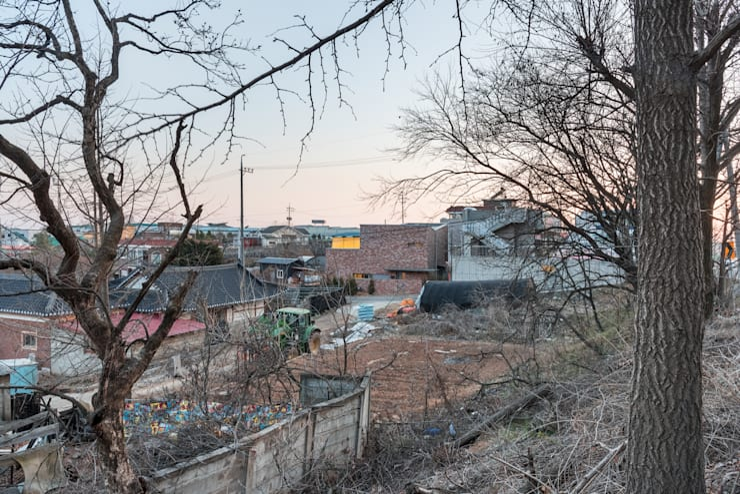 김포 대능리 단독주택: 서가 건축사사무소의  주택