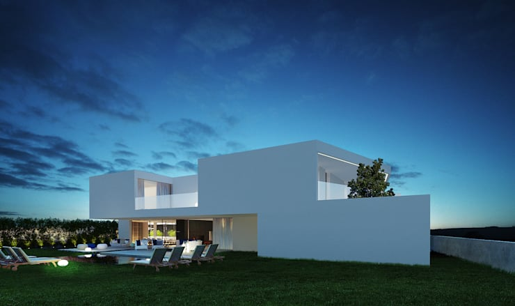 Houses by 1870 ARQUITECTURA | INTERIORES