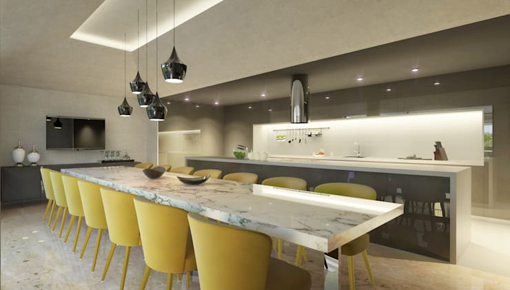 Kitchen by 1870 ARQUITECTURA | INTERIORES