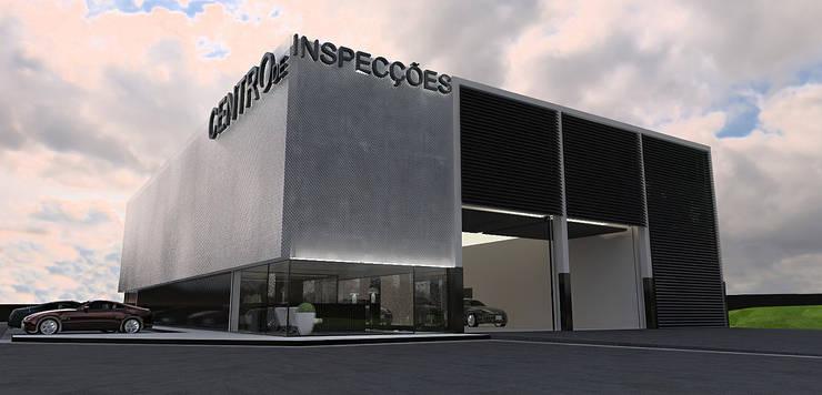 Casas  por OGO ARQUITECTOS