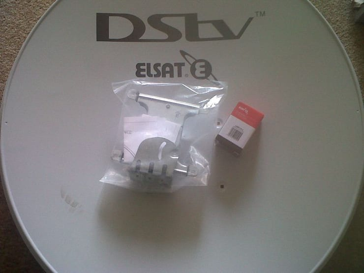 Satellite Unboxing:   by DSTV Installation Pretoria