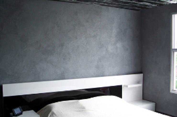 Slaapkamers:  Slaapkamer door American Clay