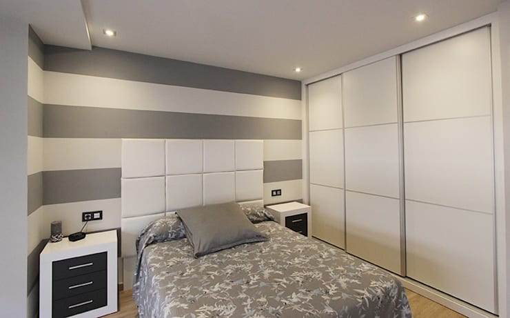 modern Bedroom by Novodeco