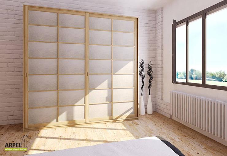 Camere Da Letto Stile Minimalista : Arredare la camera da letto in stile minimal von arpel homify