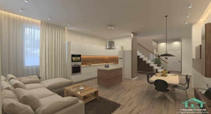 مطبخ تنفيذ HOUSE&HOME
