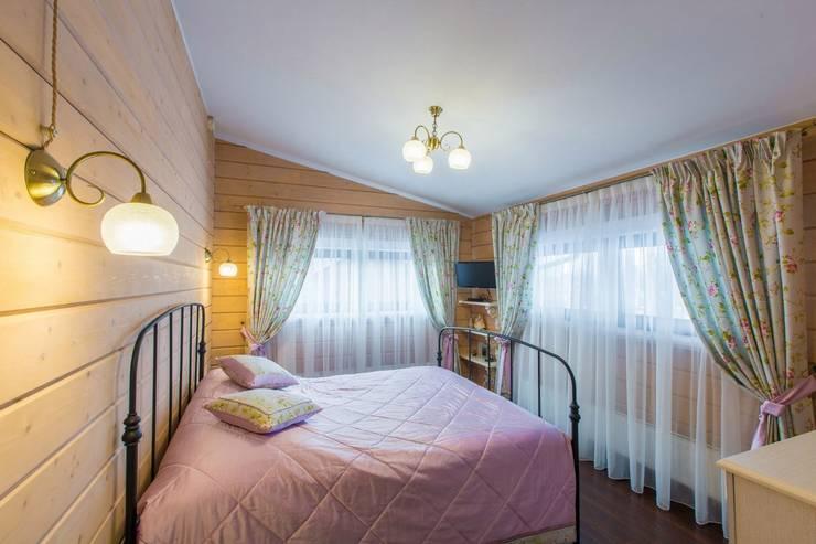 Проект Д-192-327: Спальни в . Автор – GOOD WOOD