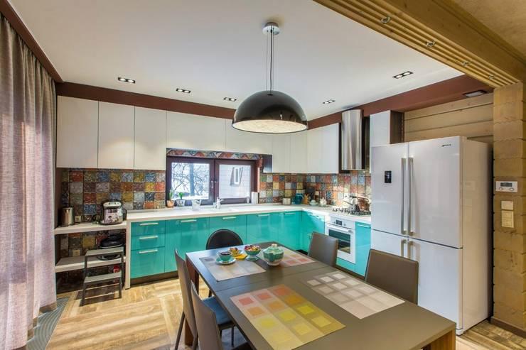 Проект Д-192-327: Кухни в . Автор – GOOD WOOD
