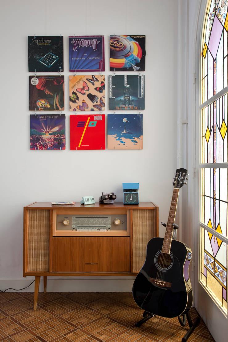 Eetkamer door studio k interieur en landschapsarchitecten, Modern