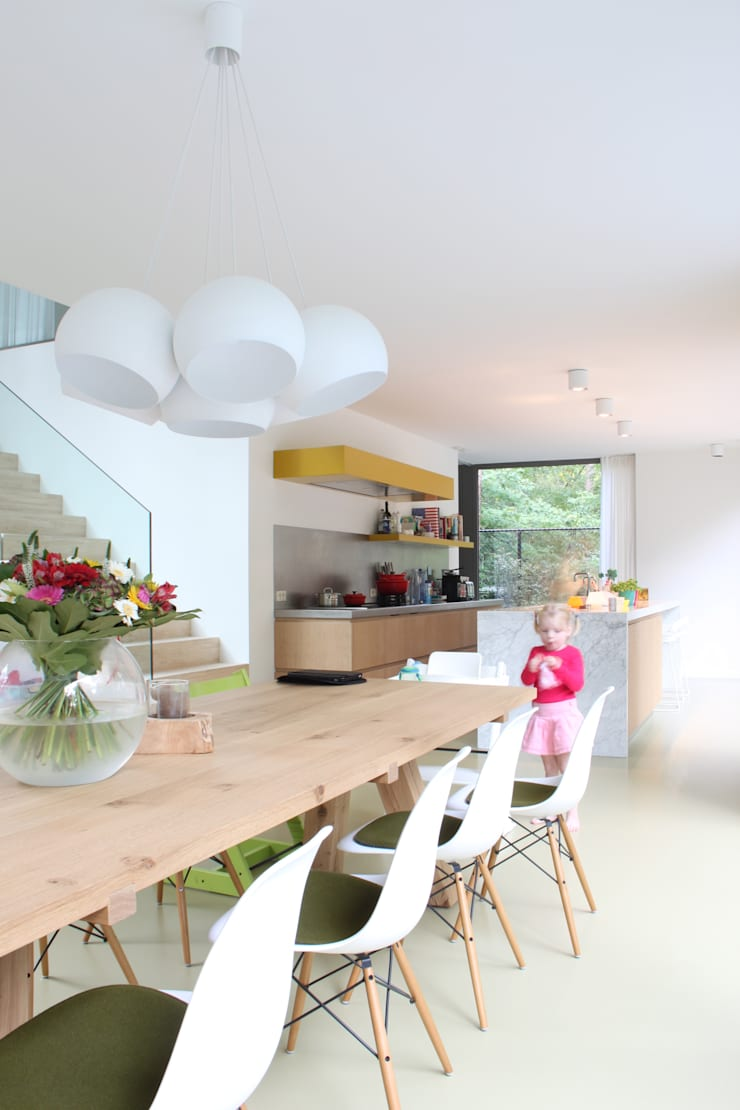 Keuken door studio k interieur en landschapsarchitecten