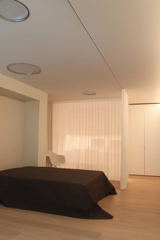 Slaapkamer door studio k interieur en landschapsarchitecten