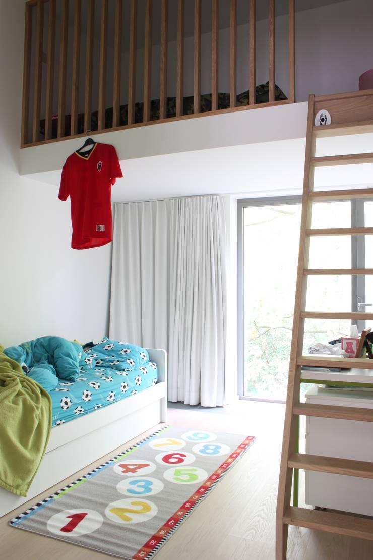 Kinderkamer door studio k interieur en landschapsarchitecten