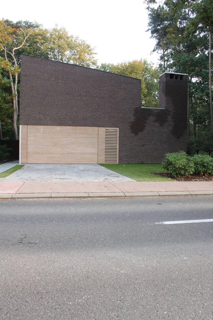 Huizen door studio k interieur en landschapsarchitecten