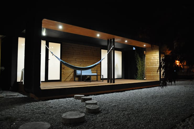Ooty XP2: Casas  por Black Oak Company group|( Ooty. )( Timberman )( Growing )