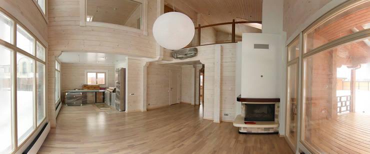 Projekty,  Salon zaprojektowane przez Дмитрий Кругляк