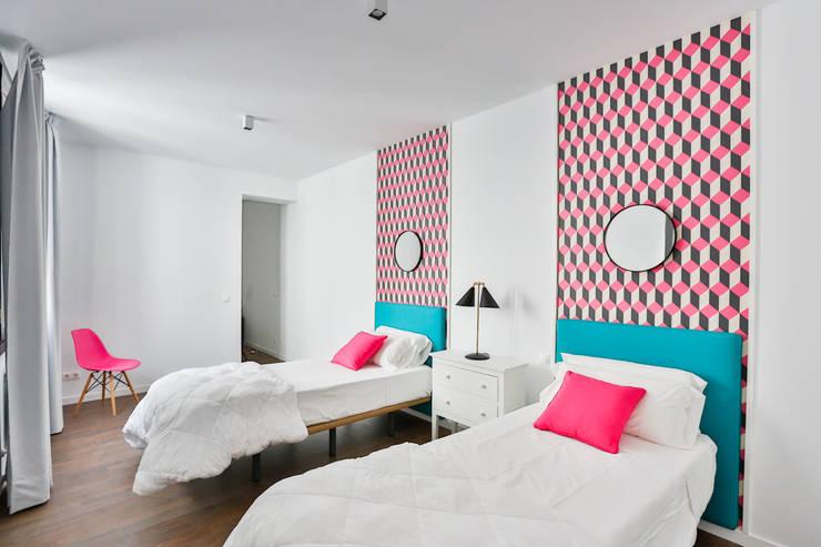 Bedroom by StudioBMK