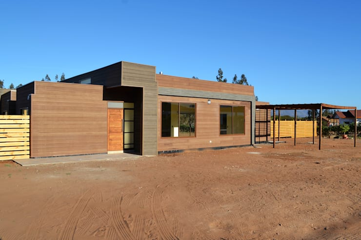 Houses by Casas Metal