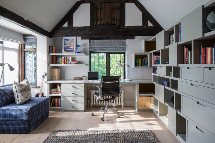 modern Bedroom by Roselind Wilson Design