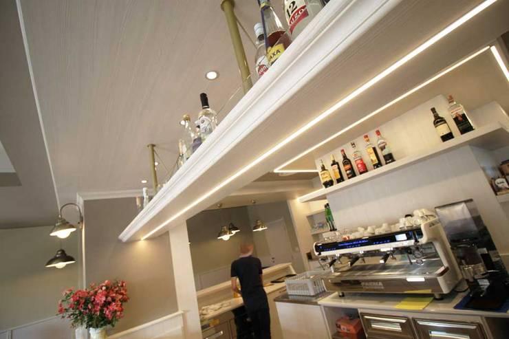Arredare un bar in stile liberty di rmg project studio for Arredamento stile liberty