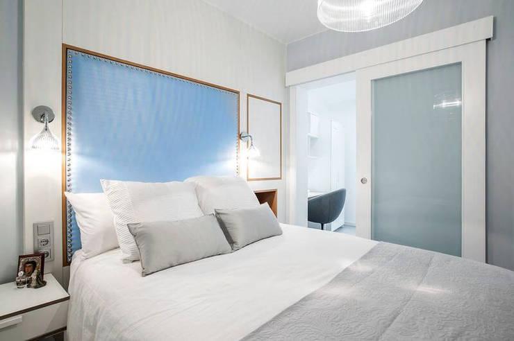 غرفة نوم تنفيذ GESTION INTEGRAL DE PROYECTOS DEL NOROESTE S.L.