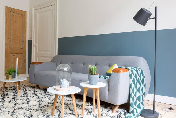Salas de estilo  por Studio Binnen