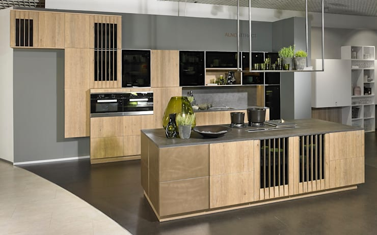KOW Hausfair :  Kitchen by ALNO North America