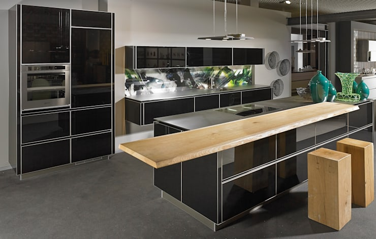 KOW Hausfair ALNO AG :  Kitchen by ALNO North America