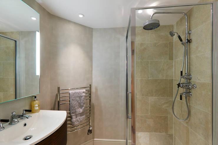 Bath Interior Design Project and Showpiece : modern Bathroom by Etons of Bath