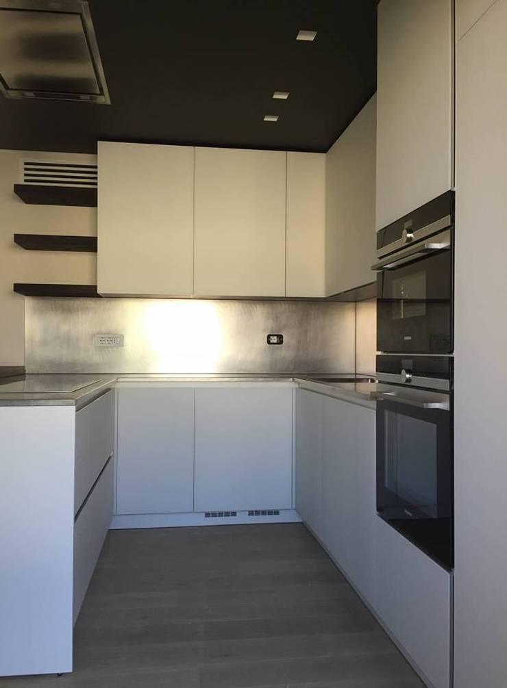 Progetto Cucina:  in stile  di Formarredo Due design 1967