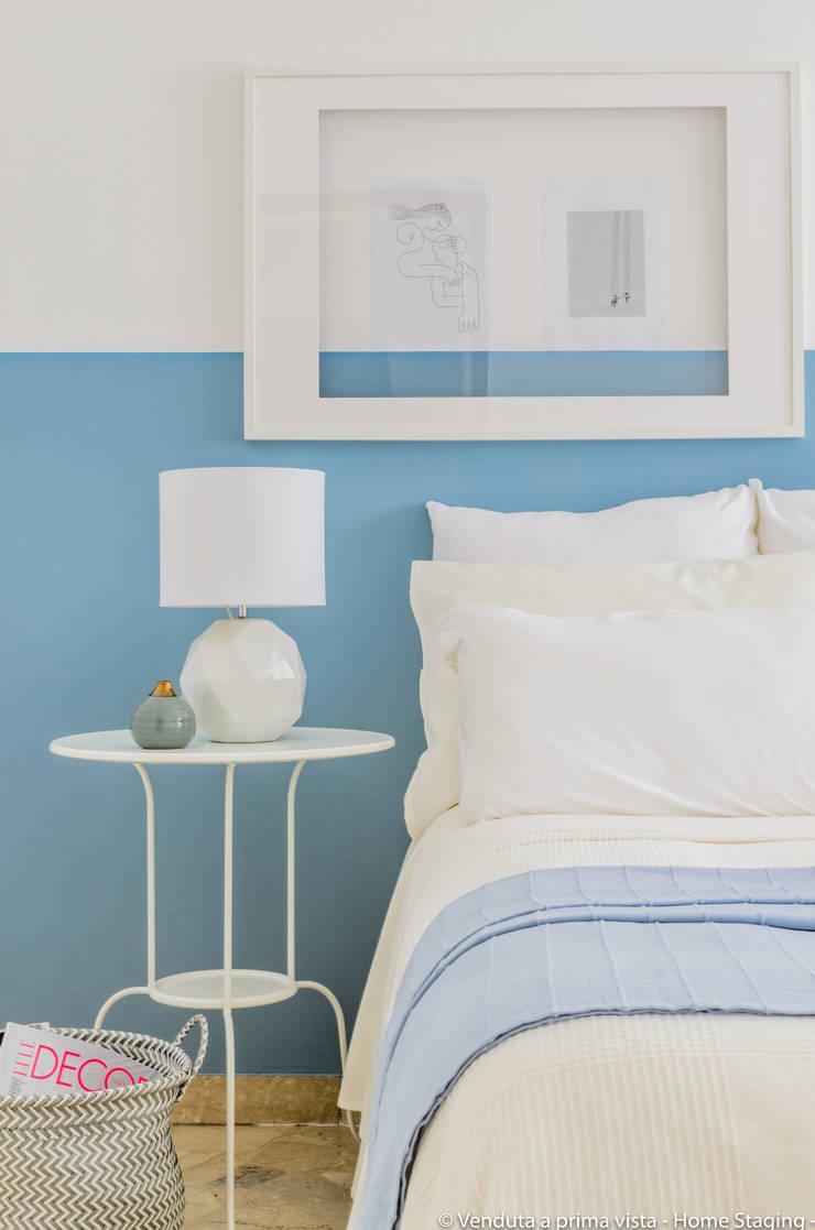 Bedroom detail: Camera da letto in stile  di Venduta a Prima Vista