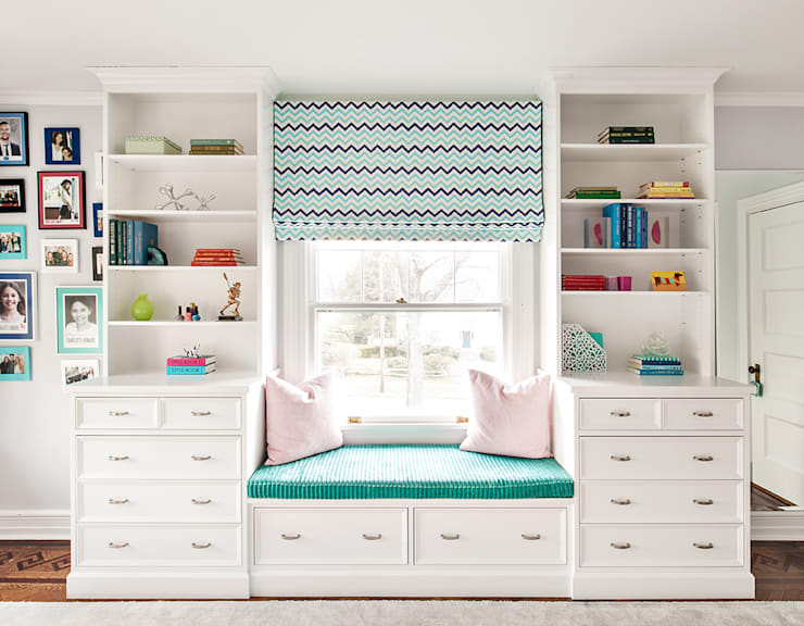 Kid's Bedroom: modern Bedroom by Clean Design