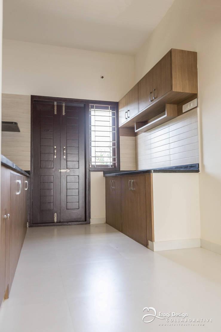 Kitchen by Etagi Design Collaborative
