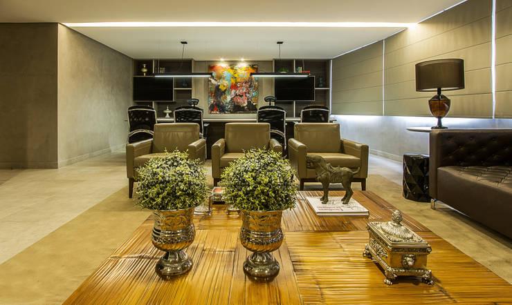 محلات تجارية تنفيذ Cris Nunes Arquiteta