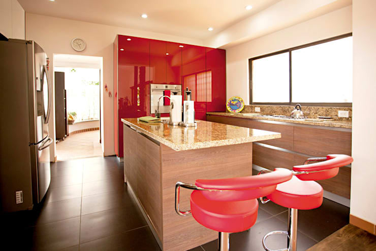 modern Kitchen by FORMICA Venezuela