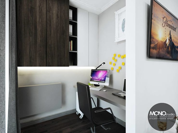 Ruang Kerja by MONOstudio