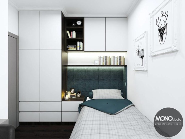 Kamar Tidur by MONOstudio