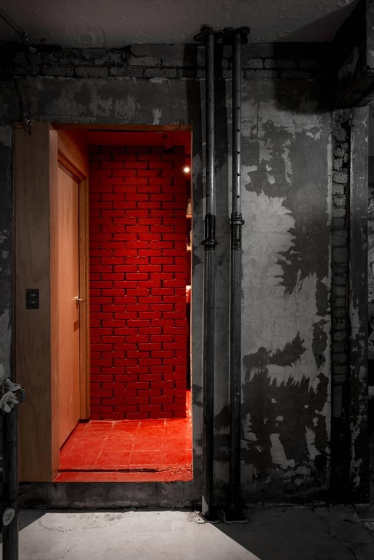 <q class='-first'>스타시스</q> 사무실: STARSIS의  욕실