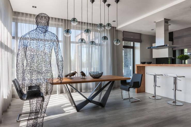 Специальная номинация от Villeroy&Boch: modern Kitchen by Archiprofi