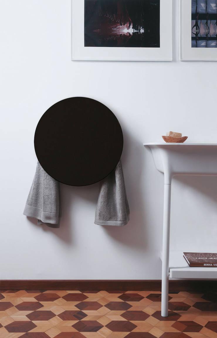 Elektrische Handtuchwärmer In Neuen Formen Von Rf Design Gmbh Homify