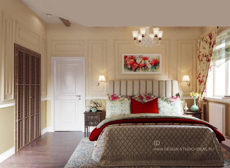 Вся красота Прованса в двух спальнях: Спальни в . Автор – Студия дизайна Interior Design IDEAS